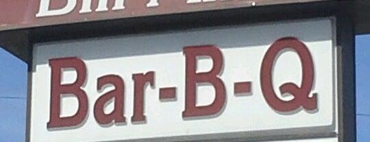 Bill Miller BBQ is one of Paul: сохраненные места.