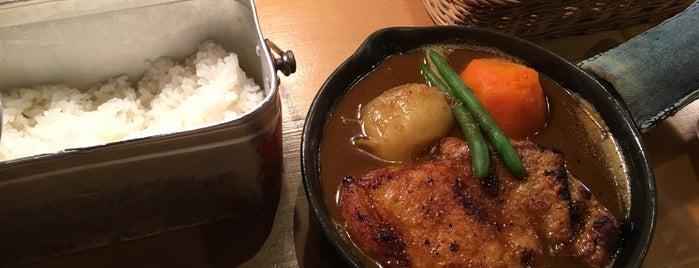 横浜カリー アルペンジロー is one of LOCO CURRY.