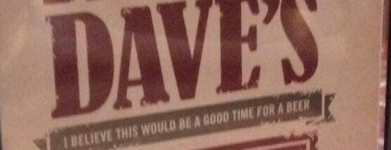 Famous Dave's is one of Hidden Food Treasures in RVA.
