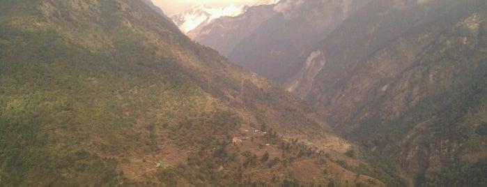 Chhomrong is one of สถานที่ที่ Satyajith ถูกใจ.