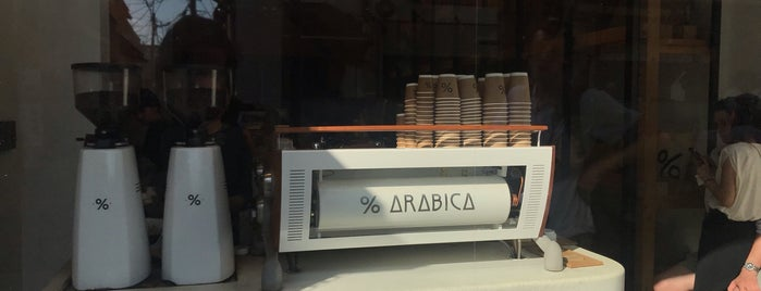 % ARABICA KYOTO 東山 is one of Kyoto Casual Dining.