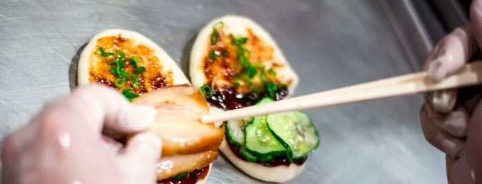 Bao Bang Bang is one of Brussels.
