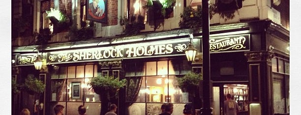 The Sherlock Holmes is one of Pleasure Spots in the UK.