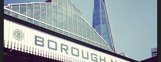 Borough Market is one of Bons plans Londres.