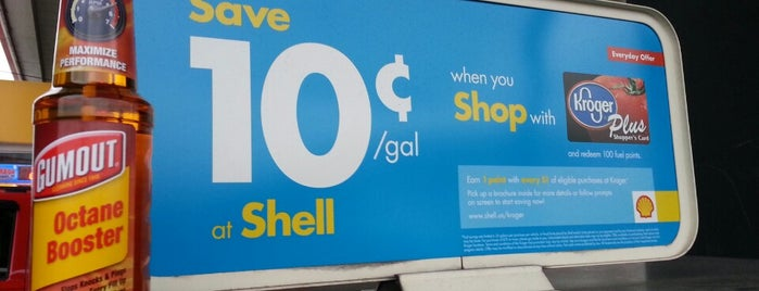 Shell is one of Merileeさんの保存済みスポット.
