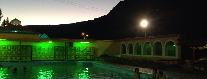 Aguas Termales La Calera is one of Jorge Martín: сохраненные места.