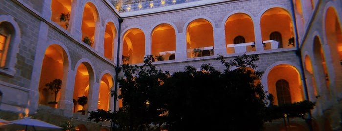 The Jaffa Hotel, Luxury Collection is one of International: Hotels.