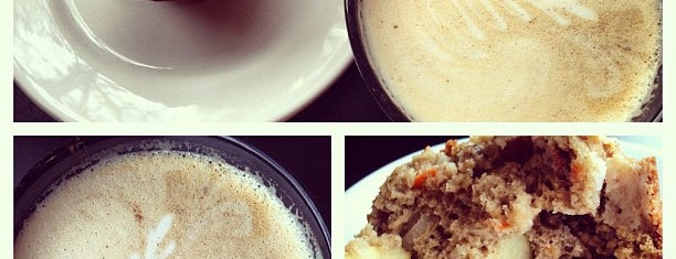 BRU Coffeehouse is one of Posti che sono piaciuti a Gehlen.