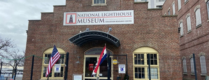 National Lighthouse Museum is one of Arts / Music / Science / History venues.