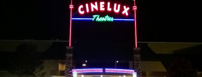 CineLux Scotts Valley Cinema is one of Experienced Places (Non-food).