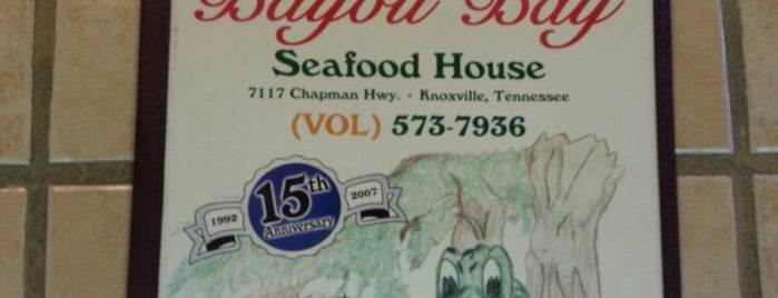 Bayou Bay Seafood House is one of Seafood Restaurants.