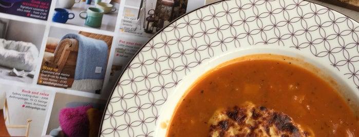 ASK Italian is one of Gluten free London.