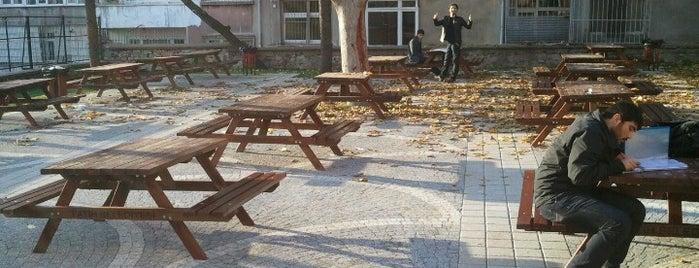 İstanbul Üniversitesi İlahiyat Fakültesi is one of Seda'nın Beğendiği Mekanlar.