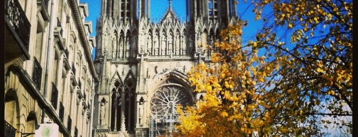 Catedral de Nuestra Señora de Reims is one of Bienvenue en France !.