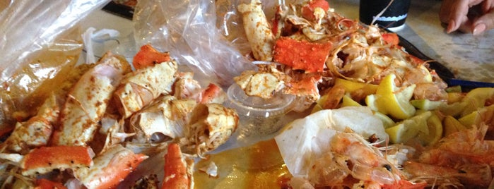 The Boiling Crab is one of Places near work.
