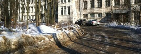 Гидрокорпус СПбПУ is one of Места для онлайн трансляций.