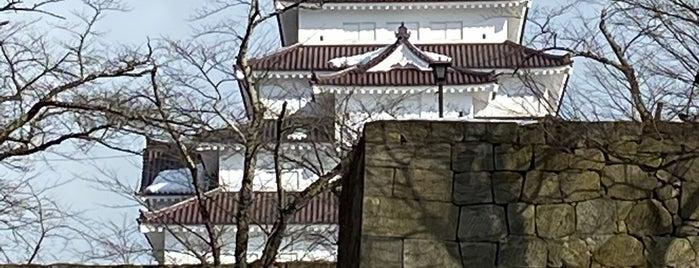 鶴ヶ城天守閣 is one of farsai 님이 좋아한 장소.