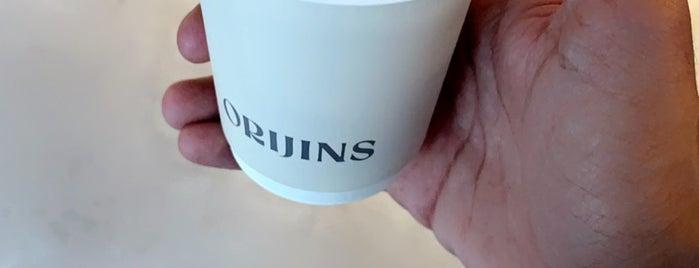 Orijins is one of Lieux qui ont plu à Alanoud.