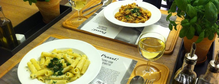 Pasta Krusta is one of Prague.