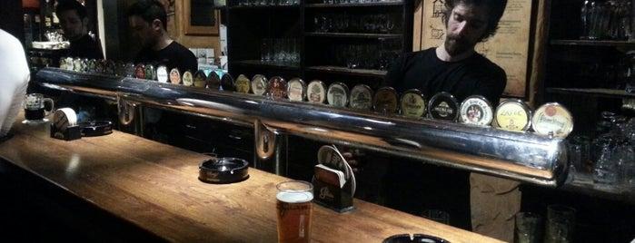 Prague Beer Museum is one of Best restaurants in Prague.