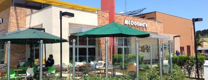 McDonald's is one of Igor'un Beğendiği Mekanlar.