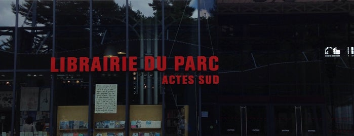 Librairie du Parc - Actes Sud is one of Kevinさんのお気に入りスポット.