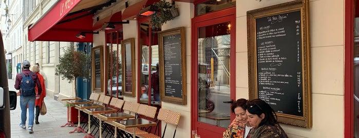 Le Petit Italien is one of Food Paris.
