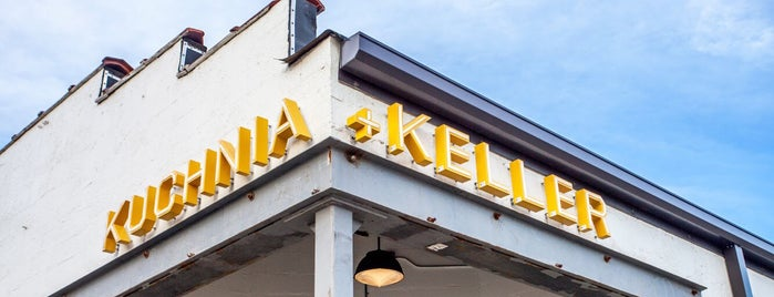Kuchnia + Keller is one of Nashville.