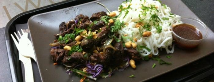 Spok Paname is one of [FR] Healthy/Vegetarian.