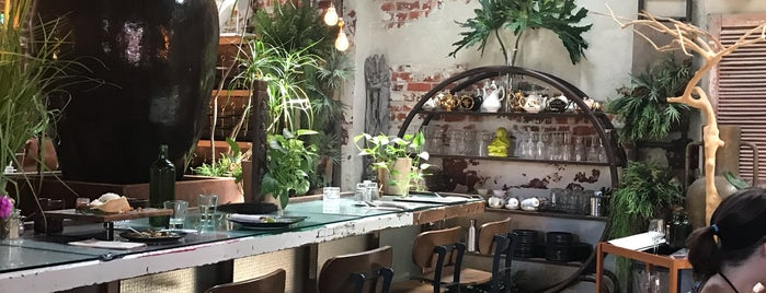 Chinta Cafe is one of + Perth 01.