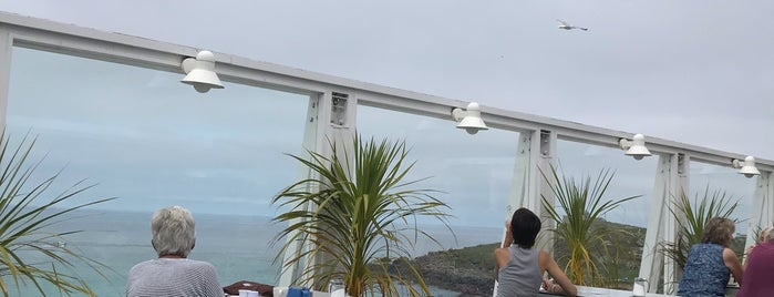 Tate St Ives Café is one of Cornwall.
