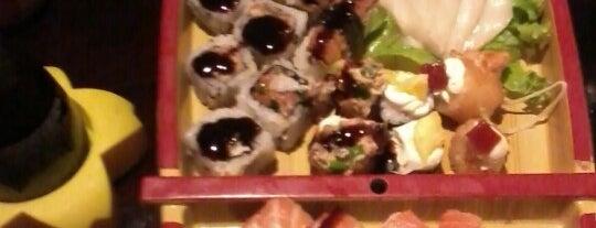 Hiatari Sushi Bar is one of Fabio Henrique 님이 좋아한 장소.