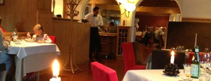 Trattoria con Griglia - La Tambra is one of Restaurant.
