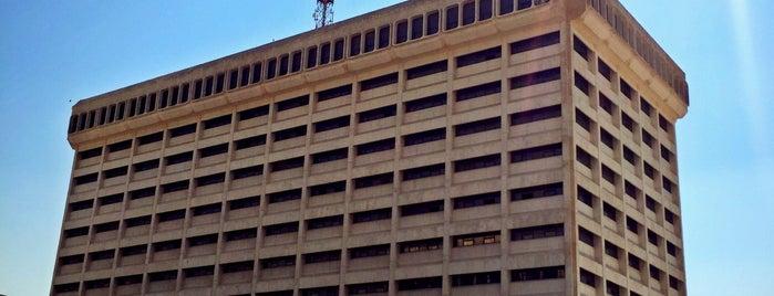 Riyad Bank Head Office is one of Lugares guardados de Dobzi.