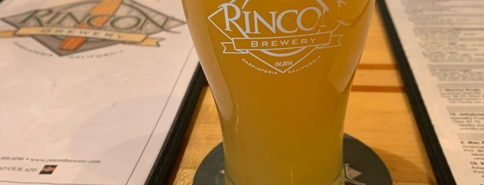 Rincon Brewery is one of California Breweries 3.