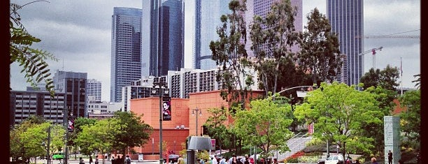 Grand Park is one of viaje L.A..