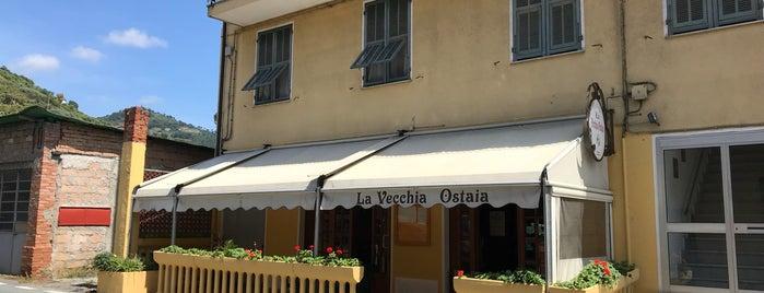 La Vecchia Ostaia is one of Côte d'Azur.