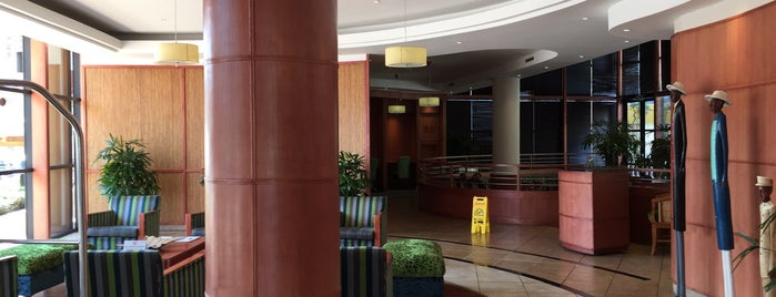 City Lodge Hotel Umhlanga is one of City Lodge Hotel Group: сохраненные места.