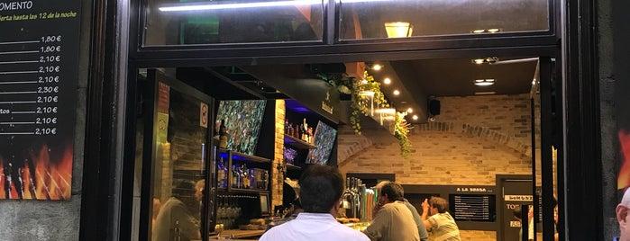 Bar Santamaria is one of Por Bilbo y alrededores.