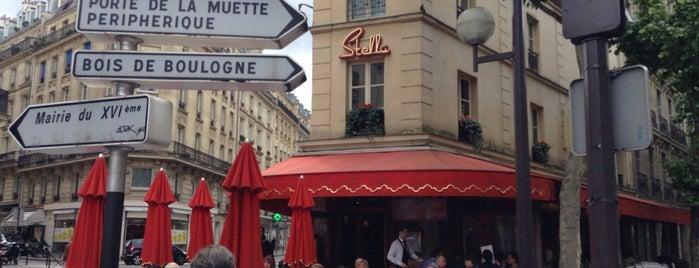 Le Stella is one of Paris: Restaurants.