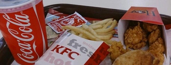 KFC is one of Tempat yang Disukai Sevgin.