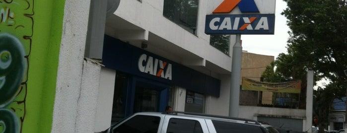 Caixa Econônica Federal is one of Lieux qui ont plu à Edgard von Villon Imbó.