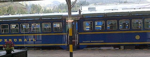 Estación Poroy [PeruRail] is one of Perú.
