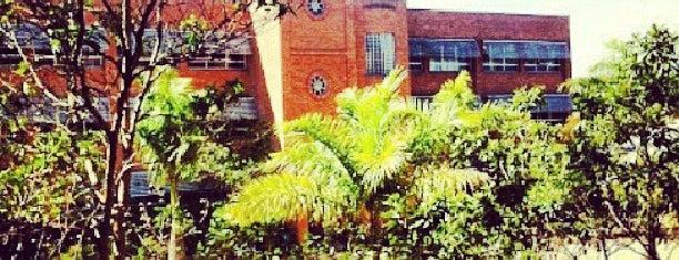 Colegio Humboldt is one of Leonardo'nun Beğendiği Mekanlar.