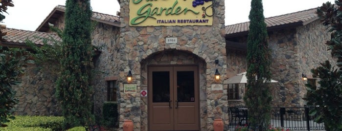 Olive Garden is one of Lieux sauvegardés par Lari.