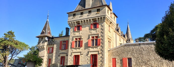 Château Pressac is one of Wine World.