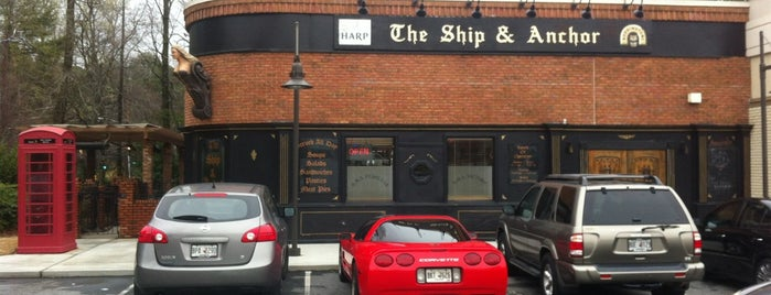 Ship & Anchor Pub is one of Katieさんのお気に入りスポット.