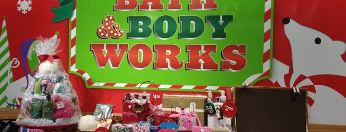Bath & Body Works is one of Specials.