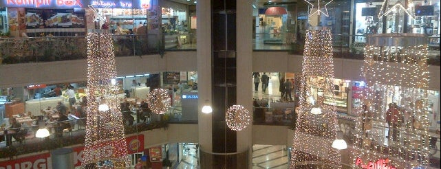 Atrium is one of shoppingshoppingshoppingshopping ;).