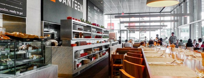 O&B Canteen is one of Toronto Restaurant Bucket List.